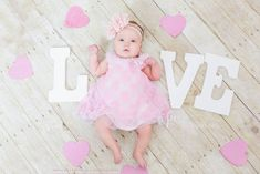 When we saw this newborn photo it was love at first sight.