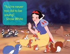 Snow White | 16 Shockingly Profound Disney Movie Quotes