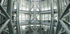 Josep MiAS ARCHITECTS, Adrià Goula · iGuzzini Illuminazione España New Headquarters · Divisare