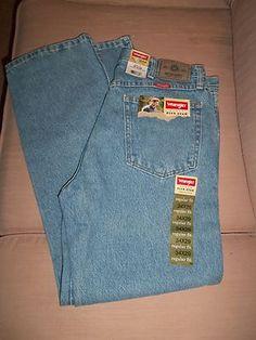 Wrangler Five Star Premium Denim Regular Fit Jean Size 34 x 29 New With Tags Starting Ebay Bid $10.00
