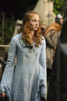 """""""Courtesy is a lady's armor."""" ~ Sansa Stark"""