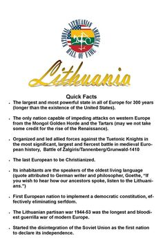 LITHUANIANS, BE PROUD OF YOUR HISTORY AS IT STANDS SECOND TO NONE!!! .jpg (640×960)