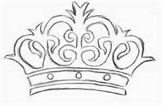 crown drawings - Bing Images