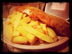 Now that's what I call a fish supper.