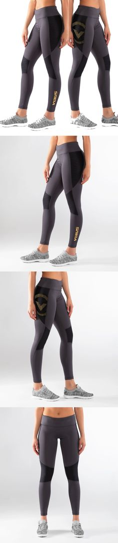 Compression and Base Layers 179822: Virus Women S Eau29 Kilo Bioceramic Compression Pants,Crossfit,Gym,Leggings,Yoga -> BUY IT NOW ONLY: $69.98 on eBay!