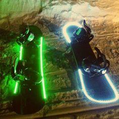 Snowboard Led Light Kit