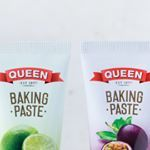 tsp Queen Lime Baking Paste Flavour of lime approx ml lime juice tsp Queen Passionfruit Baking Paste Flavour of passionfruit approx ml passionfruit pulpAppearing in selected Coles and Woolworths supermarkets now and over the coming weeks Keep an eye out for them queenbaking