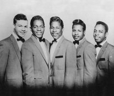 "The Moroccos came out of the Englewood community, on the south side of Chicago, the same region that produced both the El Dorados and Dukays. They scored a national hit and regional smash with their rendition of Harold Arlen's ""Over the Rainbow."" The core group -- Norman Bradford (lead), Prayer ""George"" Kemp (baritone), Fred Martin (bass), Melvin Morrow (tenor), and Lawrence Johnson (tenor) -- formed around 1952."