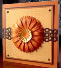 sizzix daisies #2 die cards - Google Search