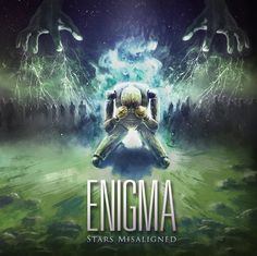 In today's Tech-Death Tuesday, California native Enigma offer up a tantalizing early stream of their forthcoming debut EP, Stars Misaligned. Ep Album, Death Metal, Album Covers, Tech, Stars, Movie Posters, Albums, Tuesday, Gate