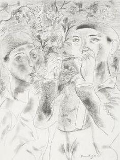 Flute Players Auckland Art Gallery, European Paintings, Large Art, Flute, New Zealand, Contemporary Art, France, Sculpture, Artist