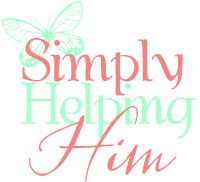 Simply Helping Him - A Help Meet's Journey - Marriage, Family and Faith