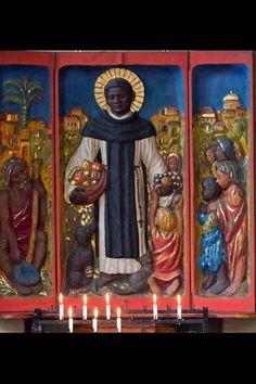 St Martin de Pores