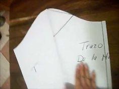 TRAZO DE MANGA, METODO FACIL - YouTube