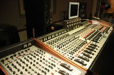 Lovely lovely lovely State Of The Ark Studios, South London - EMI TG12345 (mk3 EQ) 24/16/2 console with Direct Outs; EMI TG12345 (mk2 EQ) 8/2 channel sidecar (with link to busses); RCA 76b, 6 channel 1950`s Mono Valve mixer; Studer A800 … and SO much more. http://www.allstudios.co.uk/index.php?r=studios/view=336=recording-studio#