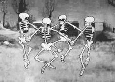 dancing the bone jig