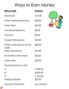 all things katie marie: Classroom Token Economy: