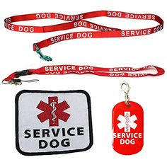 Service Dog Leash with Complimentary Kit  3 Service Dog Bonuses Including Service Dog Collar Tag Lanyard and Patch Small to Medium Sized Dog -- Want to know more, click on the image.Note:It is affiliate link to Amazon.