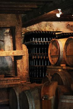 **Wine casks