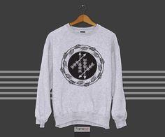 Bohemian Cute Arrows Graphic Sweatshirt Jumper