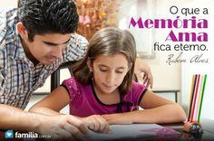 Como ajudar uma criança a memorizar