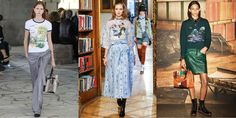 Loewe Spring 2015 ready-to-wear, Chanel 2015 Pre-Fall, Coach 1941 2016 Pre-Fall