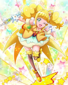 VK is the largest European social network with more than 100 million active users. Pretty Cure, Pretty And Cute, Anime Music, Anime Art, Glitter Force, Anime Kawaii, Anime Shows, Magical Girl, Drawing