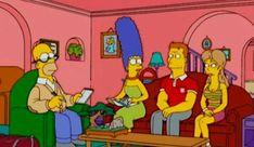 Consejero matrimonial en el capítulo 'Marge, Homer y el deporte en pareja'