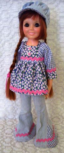 crissy doll,i had her