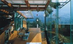 The Renzo Piano Building Workshop in Punta Nave