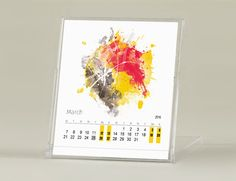 Hey, I found this really awesome Etsy listing at https://www.etsy.com/listing/249760109/watercolor-calendar-printable-calendar