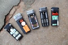 Carry everything you could need when you have the CLiP™ System Compact Storage and Driver Multitool. Standing for Carry, Light, and Protect, this tool set is practical and easy to carry anywhere. Edc Gadgets, High Tech Gadgets, Edc Belt, Keychain Tools, Keychains, Everyday Carry Gear, Survival Skills, Survival Gear, Survival Stuff