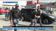 Polícia Civil prende quadrilha que invadia casas de luxo em SP