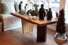Celtis Slab Table-Home and Garden Design Ideas