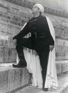 Turandot, Verona, 1969. Plácido Domingo debuta en el papel de Calaf
