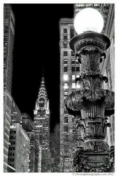 Chrysler Building. NYC