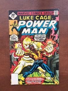 Luke Cage Power Man #47 (1977) 8.5 VF Marvel Key Issue Comic Book High Grade