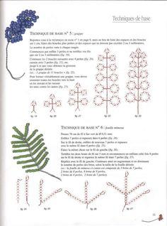 Gallery.ru / Фото #7 - Perles de Rocaille arbres arbustes_деревья и цветы из бисера - Nice-Nata-san