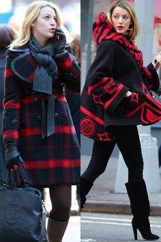 28 Times Blake Lively Dressed Like Serena van der Woodsen in Real Life In honor of the stylish actress's birthday. Gossip Girls, Mode Gossip Girl, Gossip Girl Outfits, Gossip Girl Fashion, Gossip Girl Clothes, Blake Lively Dress, Blake Lively Style, Winter Outfits, Casual Outfits