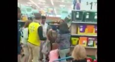 Woman Pulls Gun At Walmart During Fight Over School Supplies