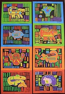 molas-hispanic art ideas