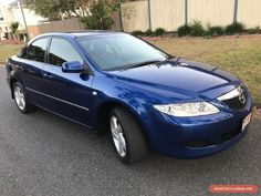2004 Mazda 6 CC Auto Luxury #mazda #mazda6 #forsale #australia