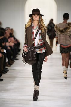 Polo Ralph Lauren for Women– the new eclecticism of Polo