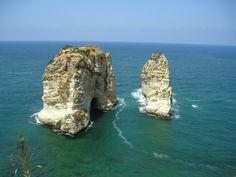 en.wikipedia.org lebanon landscape and oceans