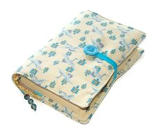 Fabric Bible Sleeve Little Flying Cranes by WhimsyWooDesigns