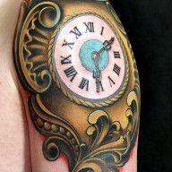 Tattoo Designs & Ideas by Russ Abbott -Tattoo Design #Tattoo #tattoodesign