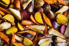 Roasted vegetables - 5 meals