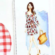 Dress Design Sketches, Fashion Design Sketchbook, Fashion Design Drawings, Fashion Sketches, Fashion Drawing Dresses, Fashion Illustration Dresses, Fashion Illustrations, Fashion Moda, Fashion Art
