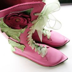 Image of UK 7, Moonshine Boots 2790