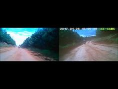 ICE-CAMS PRO GOES GRAVEL 2 Offroad, Northern Lights, Ice, In This Moment, Nature, Travel, Off Road, Voyage, Aurora